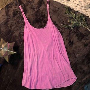 Victoria's Secret Pink Swim Cover Up, Open Back
